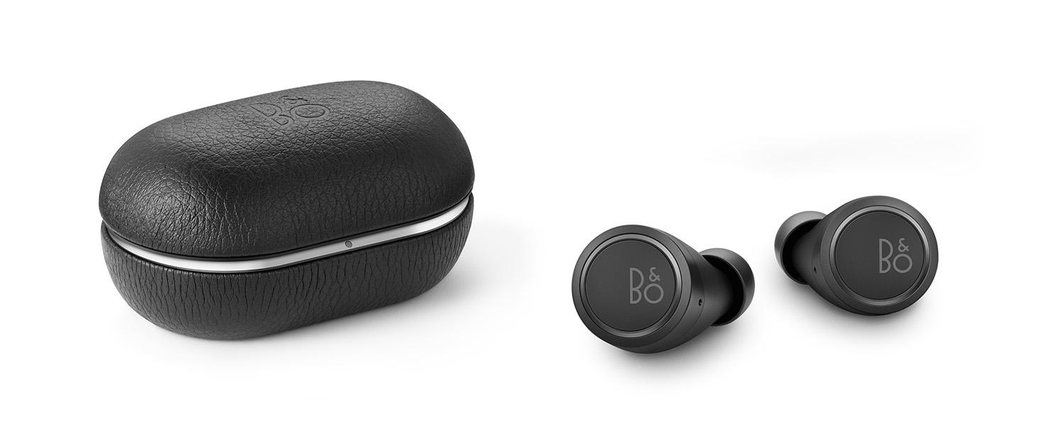 Bang & Olufsen Beoplay E8 3rd Gen True Wireless Ausinės, Qi Charging (Black)