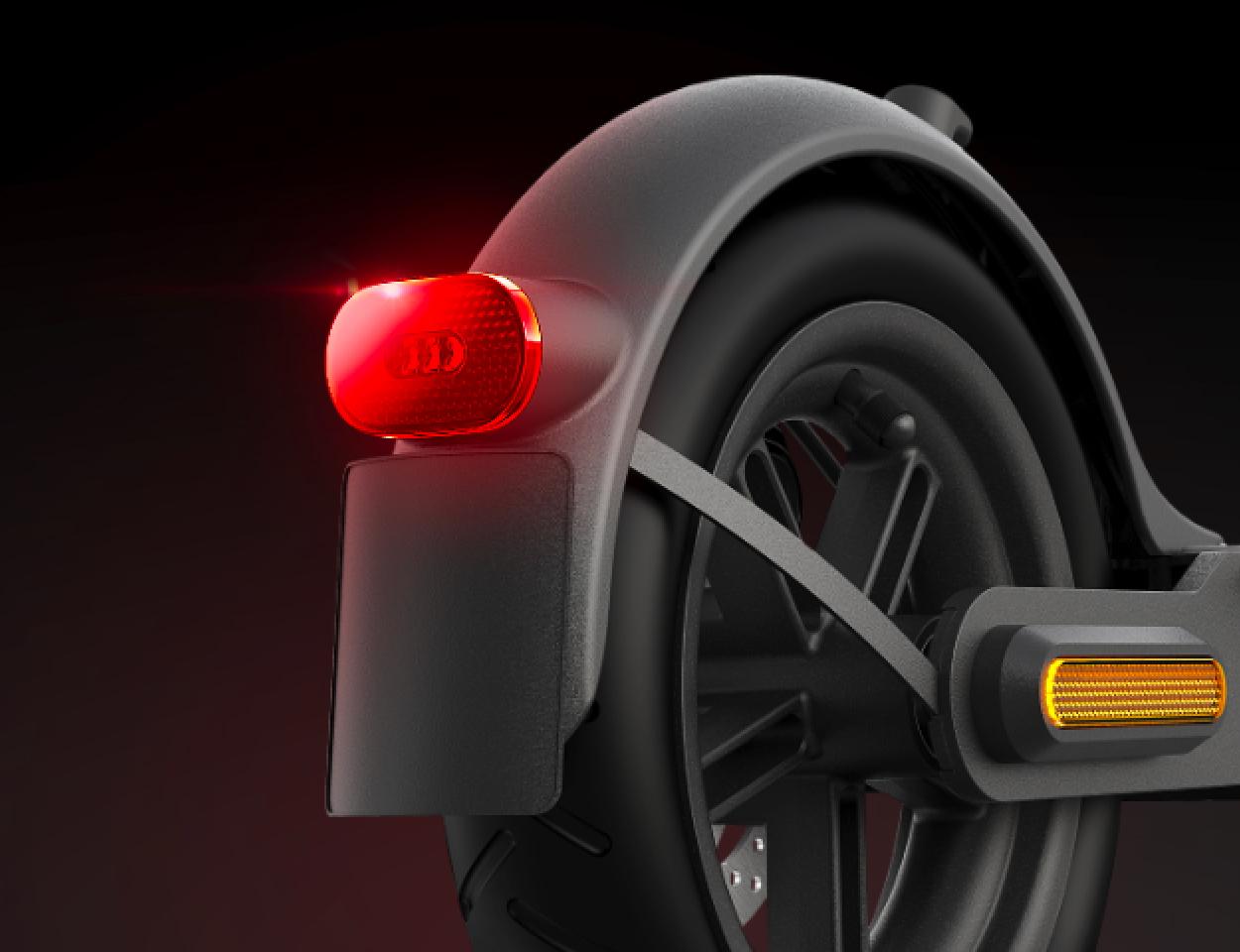 Elektrinis paspirtukas Xiaomi Mi Electric Scooter 1S