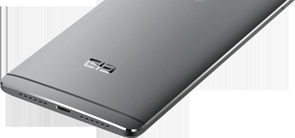 Elephone S3 Grey