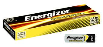Energizer industrial AA LR6 Šarminiai Elementai 10vnt.