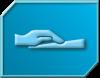 FPS, MOBA, MMO Žaidimų pelė AULA Obsidian, su pašvietimu