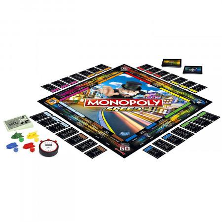 """Hasbro HAS Žaidimas """"Monopolis: greitis"""", LT"""
