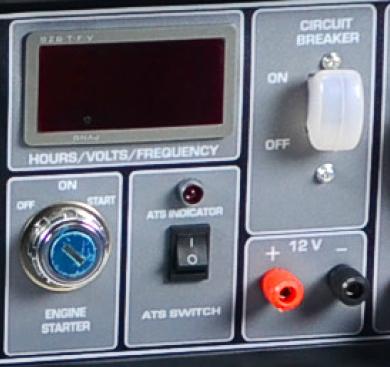 KÖNNER & SÖHNEN Generatorius benzininis 5,0kW 230/400V KS 7000E-3