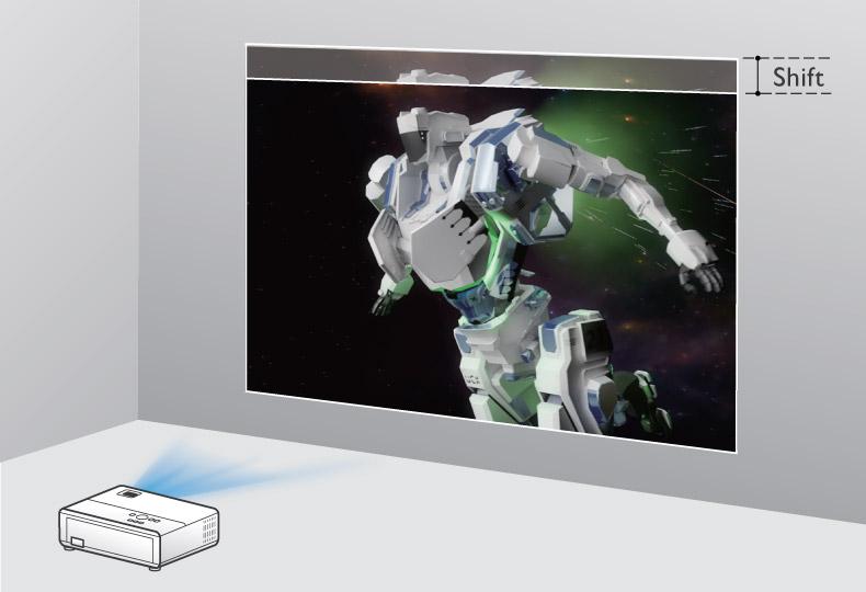 Konsolinių žaidimų projektorius su mažu įvesties delsos rodikliu ir 3 500 ANSI liumenų šviesumu BenQ TH585