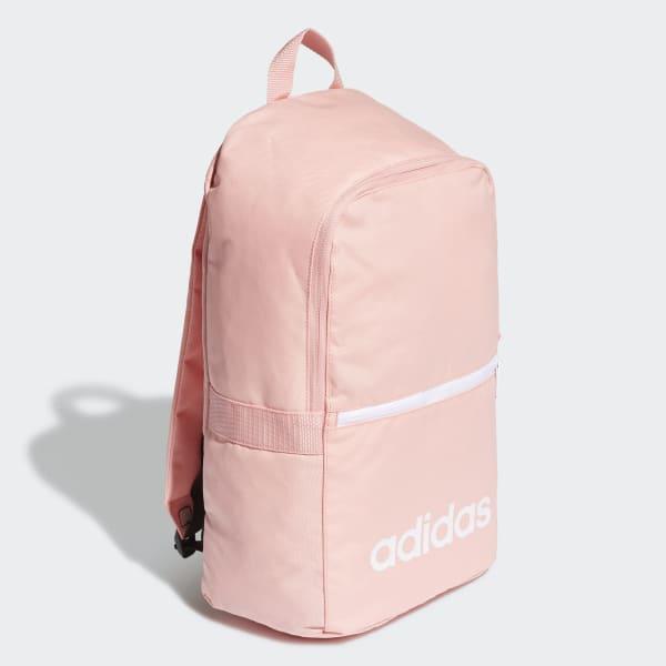 Kuprinė adidas Linear BP Daily rožinis FP8098