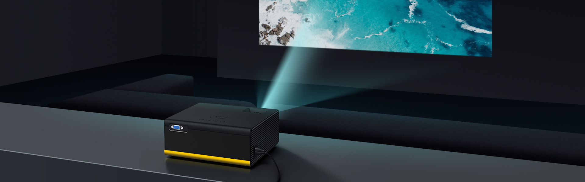 LED Projektorius Šilelis P-3
