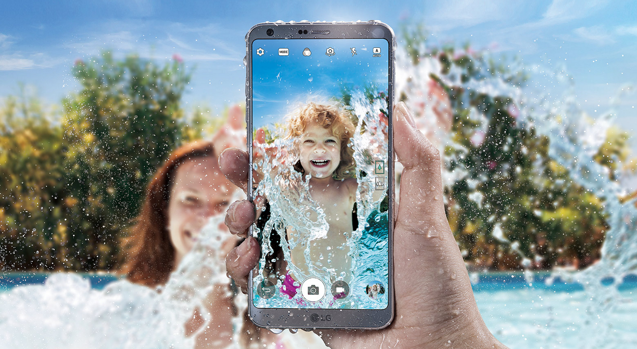 LG H870 G6 32GB (sidabrinis)