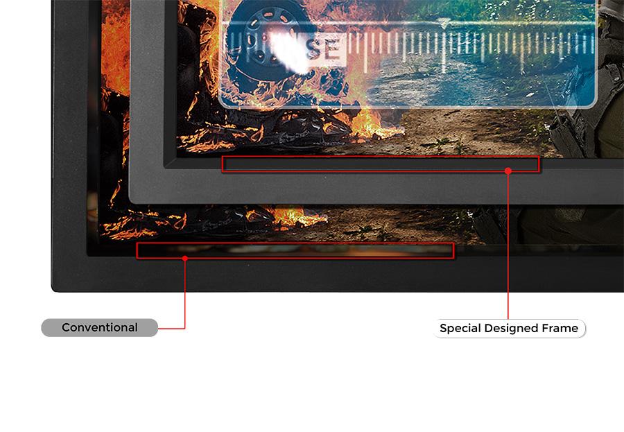 """Monitorius BenQ Zowie LED 27"""" Gaming XL2735 0.27 144hz QHD 2560x1440 12M:1 (typ 1000:1) 250cd 1ms DVI-D/HDMIx2/DP/USB, Pivot/HAS, C:Juodas"""