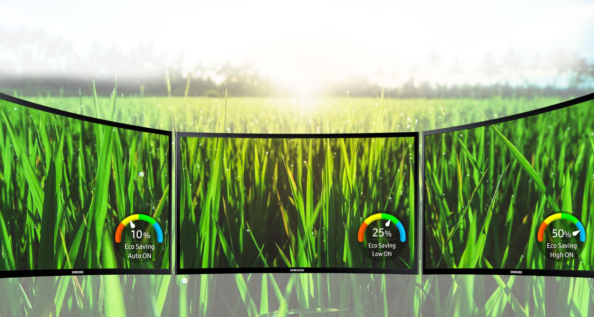 Monitorius Samsung C24F390FHU