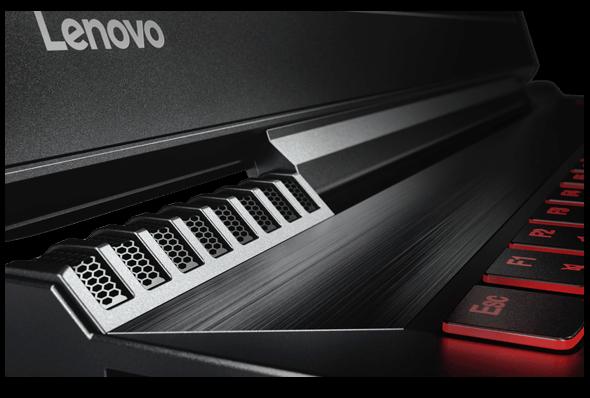 """Nešiojamas kompiuteris Lenovo Legion Y520 15.6"""" FullHD (1920x1080) IPS matinis / Intel Core i7-7700HQ iki 3.8Ghz / 8Gb DDR4 2400Mhz RAM / 1Tb HDD + 128Gb SSD PCIe / GeForce GTX1050Ti 4Gb GDDR5 / HD kamera / USB 3.1 / HDMI / Šviečianti klaviatūra"""