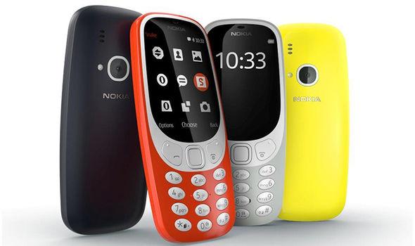 Nokia 3310 Mėlynas (Dark Blue)