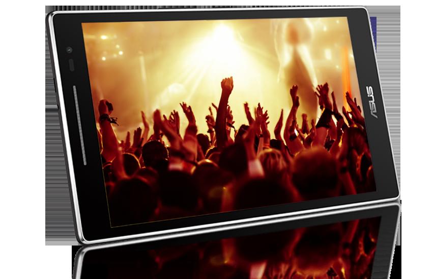 "Planšetė ASUS ZenPad 8.0 Z380M-6B022A Pearl Baltas 8"" HD (1280x800), Soda Lime Glass, MediaTek 8163, 2GB, 16GB eMMC, WLAN802.11 b/g/n, Bluetooth 4.0, Android 5.0/ Camera 2M+5M/ micro USB/ microSD Card Reader/ 0.350kg"
