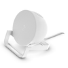 Belkin Wireless Charging Stand + Speaker BOOST CHARGE Baltas
