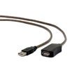 Gembird Cablexpert Active USB 2.0 extension cable UAE-01-10M USB, USB 2.0 female
