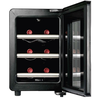 Caso Wine cooler WineCase 6 Free standing, Bottles capacity Up to 6 bottles, Cooling