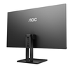 Monitorius AOC 27V2Q (27'', IPS/PLS, FullHD 1920x1080, DisplayPort, HDMI, juodos