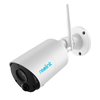 Reolink Wire-Free Wireless Baterija Security Camera Argus Eco Bullet, IP65 certified