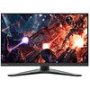 Monitorius LENOVO G27Q-20 27'' QHD/350NITS/165HZ/1MS/HDMI/DP/FREE-SYNC/ (3YEARS WARRANTY)