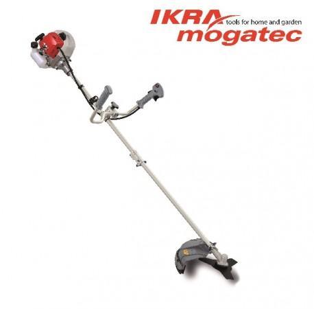 Benzininė žoliapjovė / krūmapjovė 1,1 kW Ikra Mogatec IBF 43 Žema kaina   Varle.lt