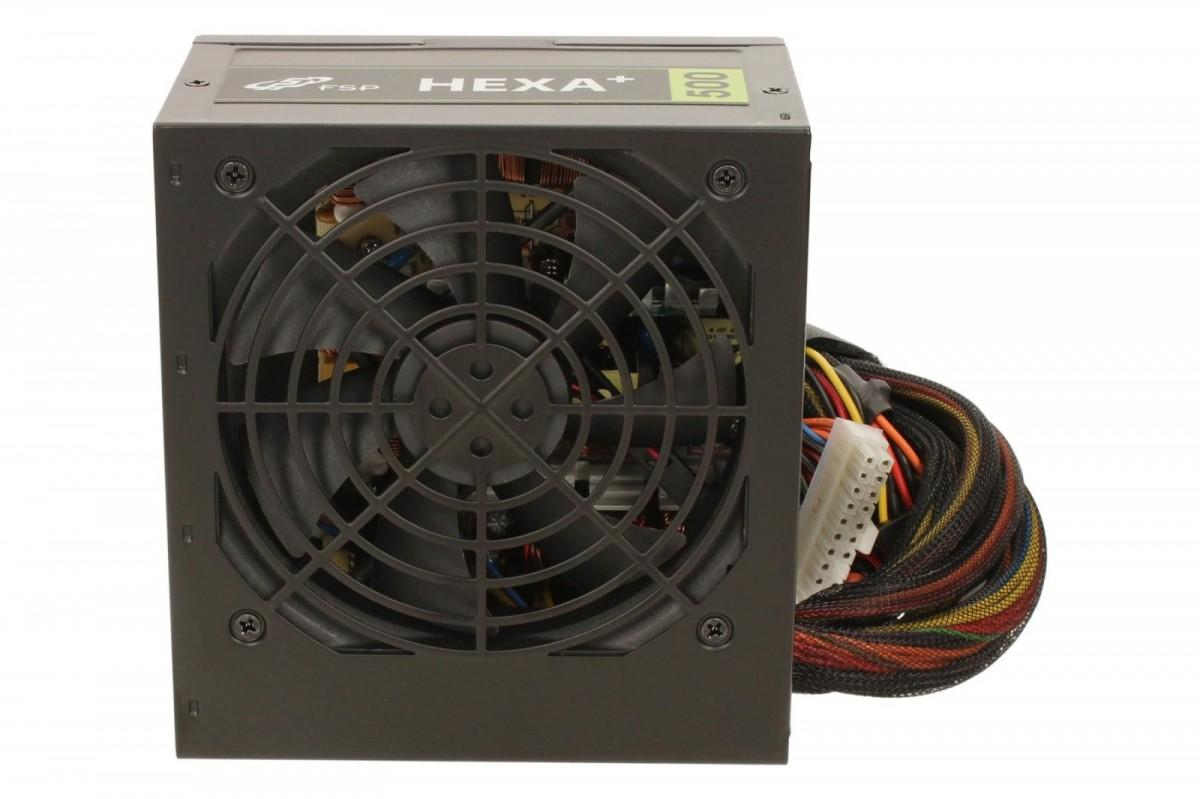Fsp Fortron Hexa 500 W Power Supply Plus H2 400