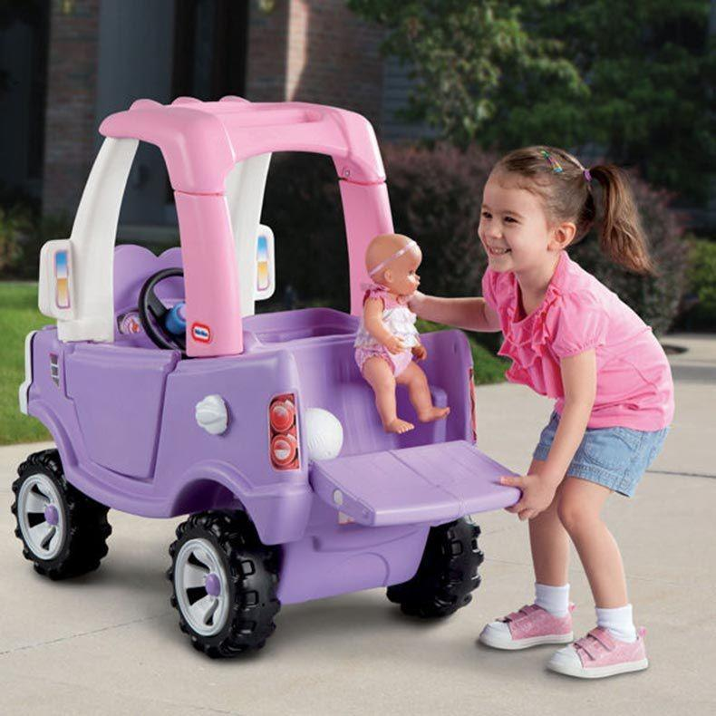 little tikes cozy truck instructions