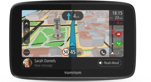 tomtom go 5200 with wifi lifetime world maps traffic handsfree sim and data included. Black Bedroom Furniture Sets. Home Design Ideas