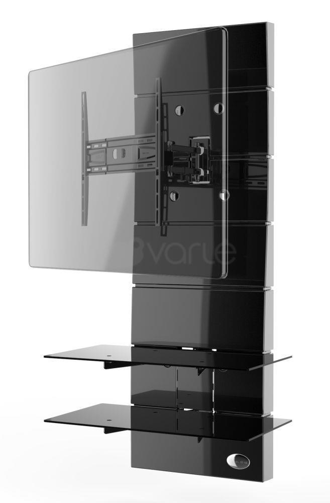 Meliconi Tv Meubel.Meliconi Tv Wandhalterung 81 3 Cm 32 160 0 63 Neigbar Schwenkbar Rotierbar Flatscreen Priedas