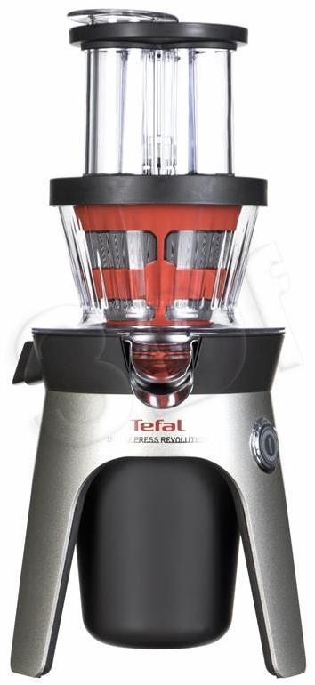 Tefal Slow Juicer Zc255 : Sul?iaspaud? TEFAL ZC500H38 Tipas Slow juicer, Juodas / Sidabrinis, 300 W, Grei?i? skai?ius 1 ...