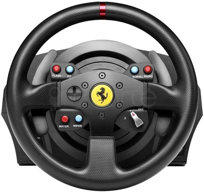 steering wheel t300 ferrari gte 4160609 thrustmaster. Black Bedroom Furniture Sets. Home Design Ideas