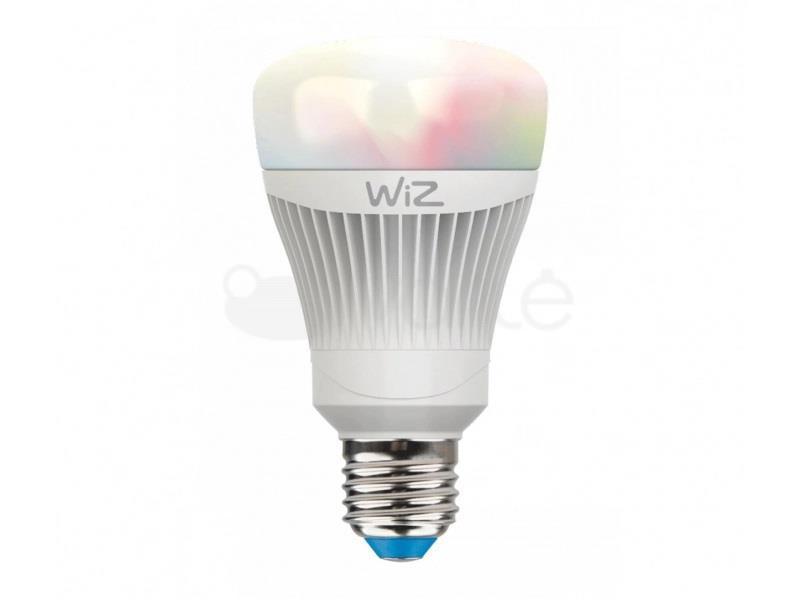 Tipi Di Lampade A Led.Wiz Colors Lampadine Led Smart Tipo A Wifi Luce Bianca E Colorata Dimmerabile 64 000 Tonalita Di Bianco 16 Milioni Di Colori Funziona Con Amazon