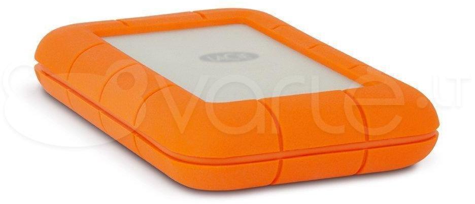 kietasis diskas external hdd lacie rugged v2 2.5'' 1tb usb3