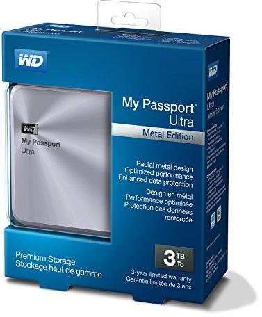 Data Recovery from Western Digital My Passport