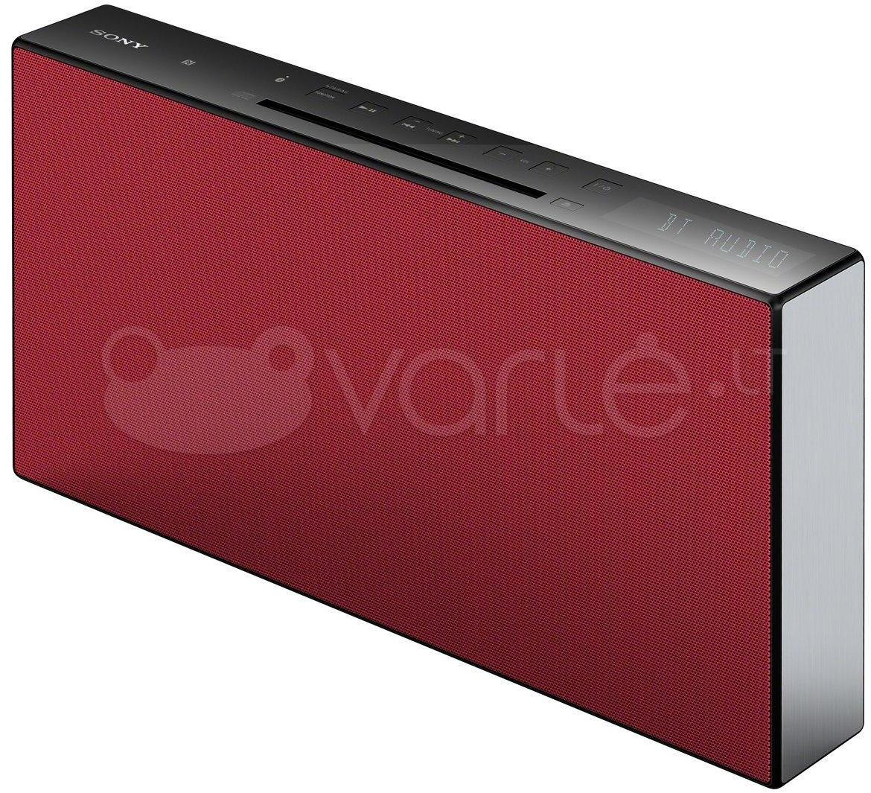 hi fi sistema su bluetooth technologija sony cmt x3cd juoda. Black Bedroom Furniture Sets. Home Design Ideas