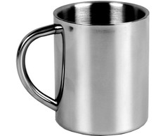 LIFEVENTURE Stainless Steel Mug, Assorted, One Size