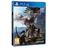 Žaid.PS4 Monster Hunter: World Steelbook - Playstation (PS) žaidimai
