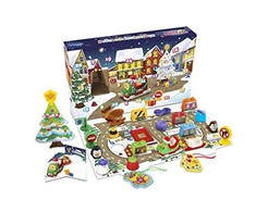 Weihnachtskalender Hot Wheels.Mattel Adventskalender Hot Wheels Varle Lt