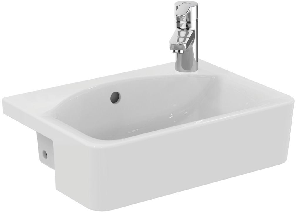 praustuvas ideal standard connect cube 50 cm pusiau. Black Bedroom Furniture Sets. Home Design Ideas