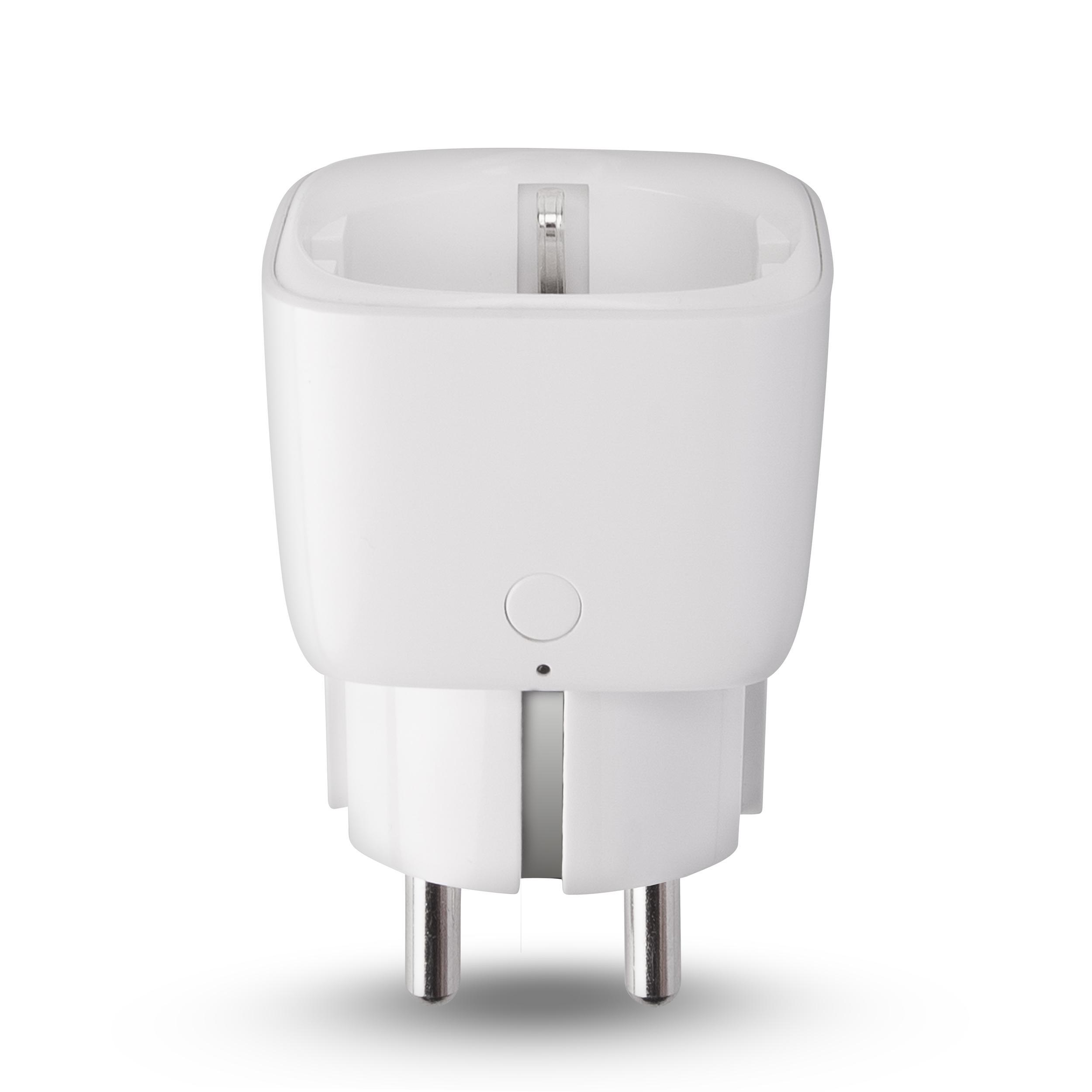 innr smartplug intelligente funkschalt steckdose sp120 philips hue und osram lightify kompatibel. Black Bedroom Furniture Sets. Home Design Ideas