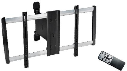 mywall hp20 a vesa vollbeweglicher motorised wall bracket for lcd led plasma tvs 32 inches. Black Bedroom Furniture Sets. Home Design Ideas