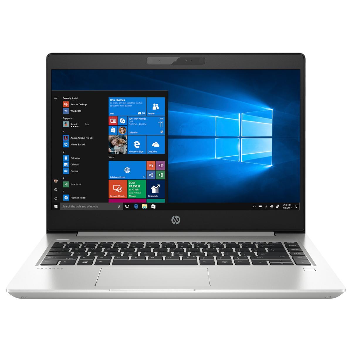 "Nešiojamas kompiuteris HP ProBook 440 G6 6HM68ES 14"" FHD IPS, Intel i7-8565U, 8GB RAM, 512GB SSD, Windows 10 Pro Žema kaina | Varle.lt"