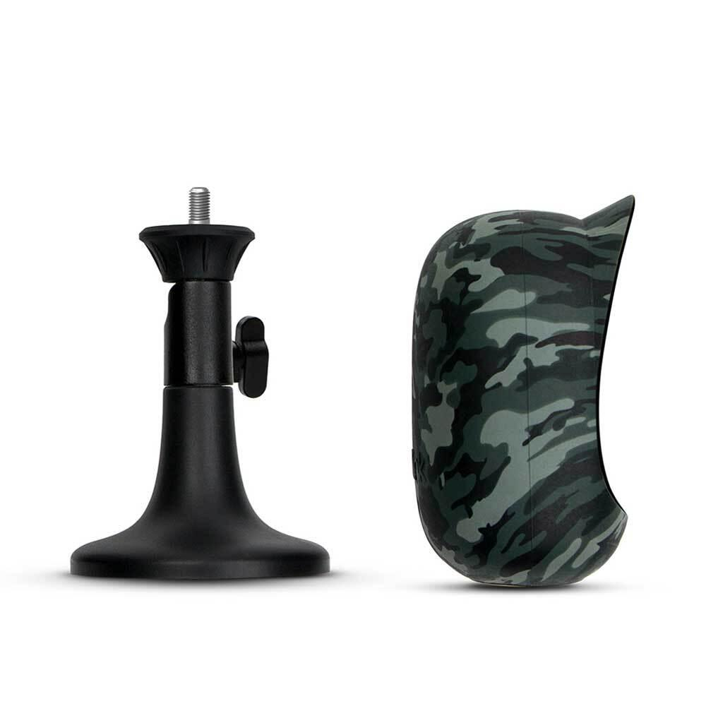 Reolink Camouflage Skin and Holder Set Argus 2 UV and water-resistant silicone cover - Tinklo kameros, monitoringas ir priedai