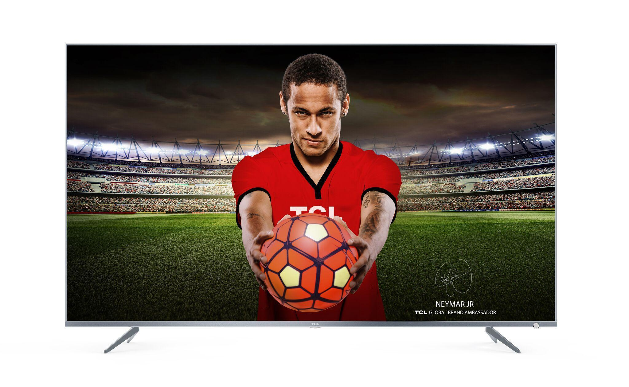 Televizorius TCL 50 DP 660 - 126 cm (50 col.) Fernseher (4K Ultra HD, HDR 10, Android - Televizoriai