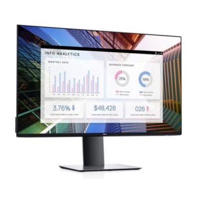 DELL | Dell UltraSharp 27 InfinityEdge Monitorius - U2719D - 68.6cm(27'') Juodas - Monitoriai