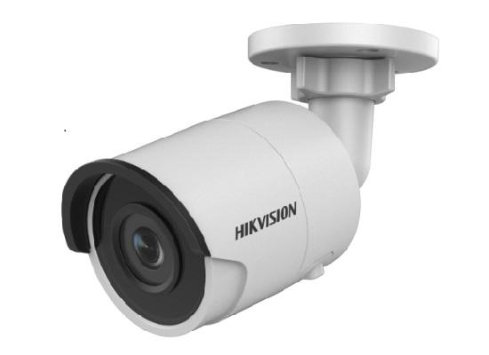 Hikvision IP Camera DS-2CD2063G0-I F2.8 Bullet, 6 MP, 2.8mm/F2.0, Power over Ethernet - Tinklo kameros, monitoringas ir priedai