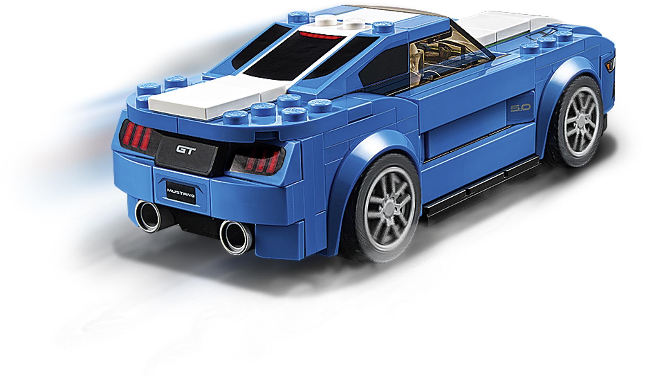 lego speed champions ford mustang gt 75871. Black Bedroom Furniture Sets. Home Design Ideas