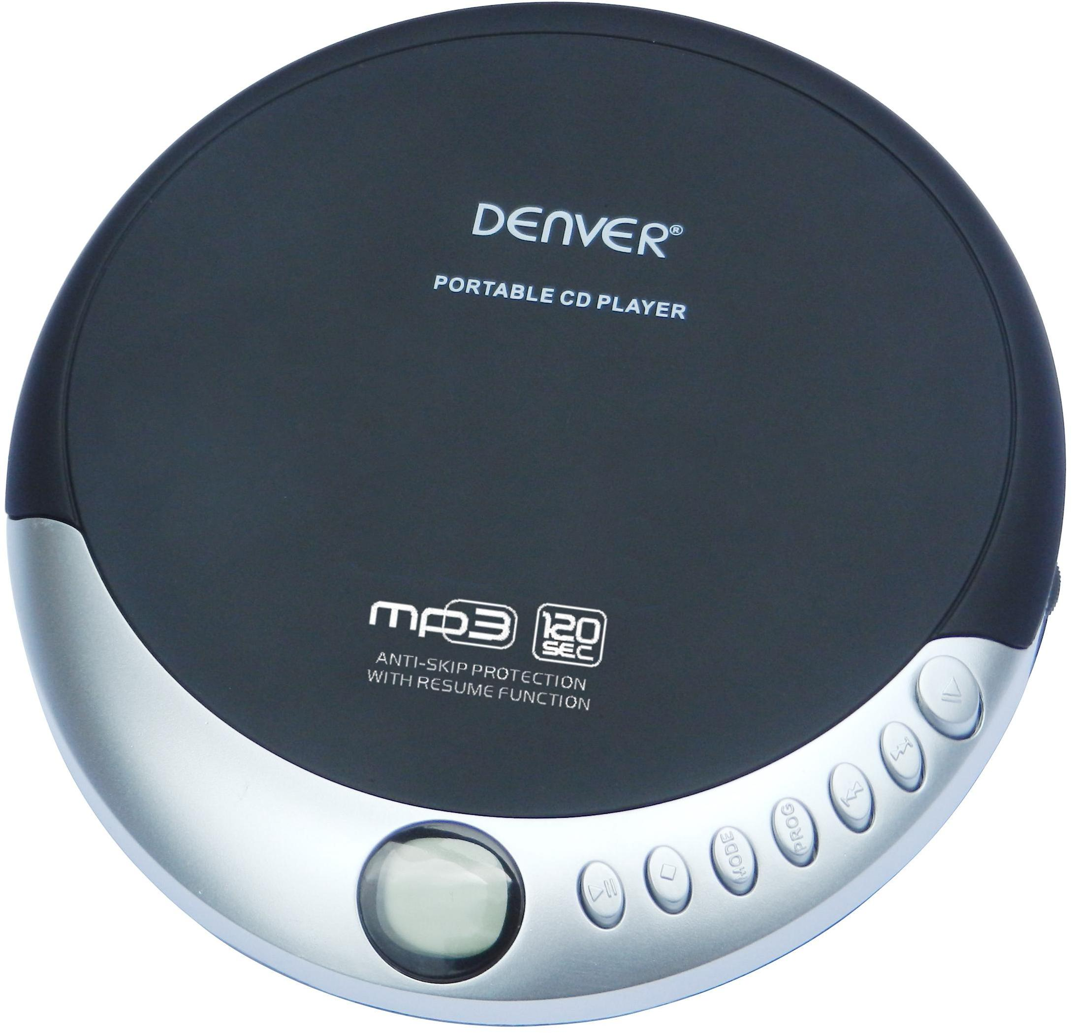 denver electronics dmp389 portable cd grotuvas juodas