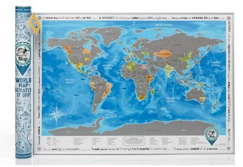 Map Of The World Picture.Discovery Map World