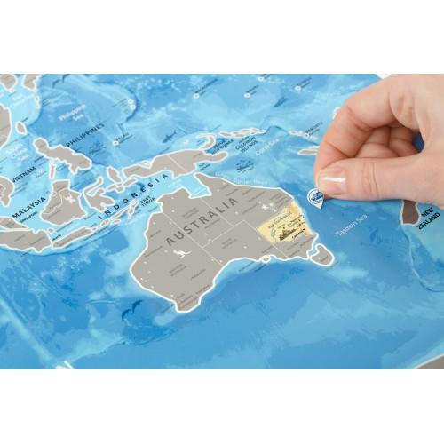 Discovery Map World Varle Lt