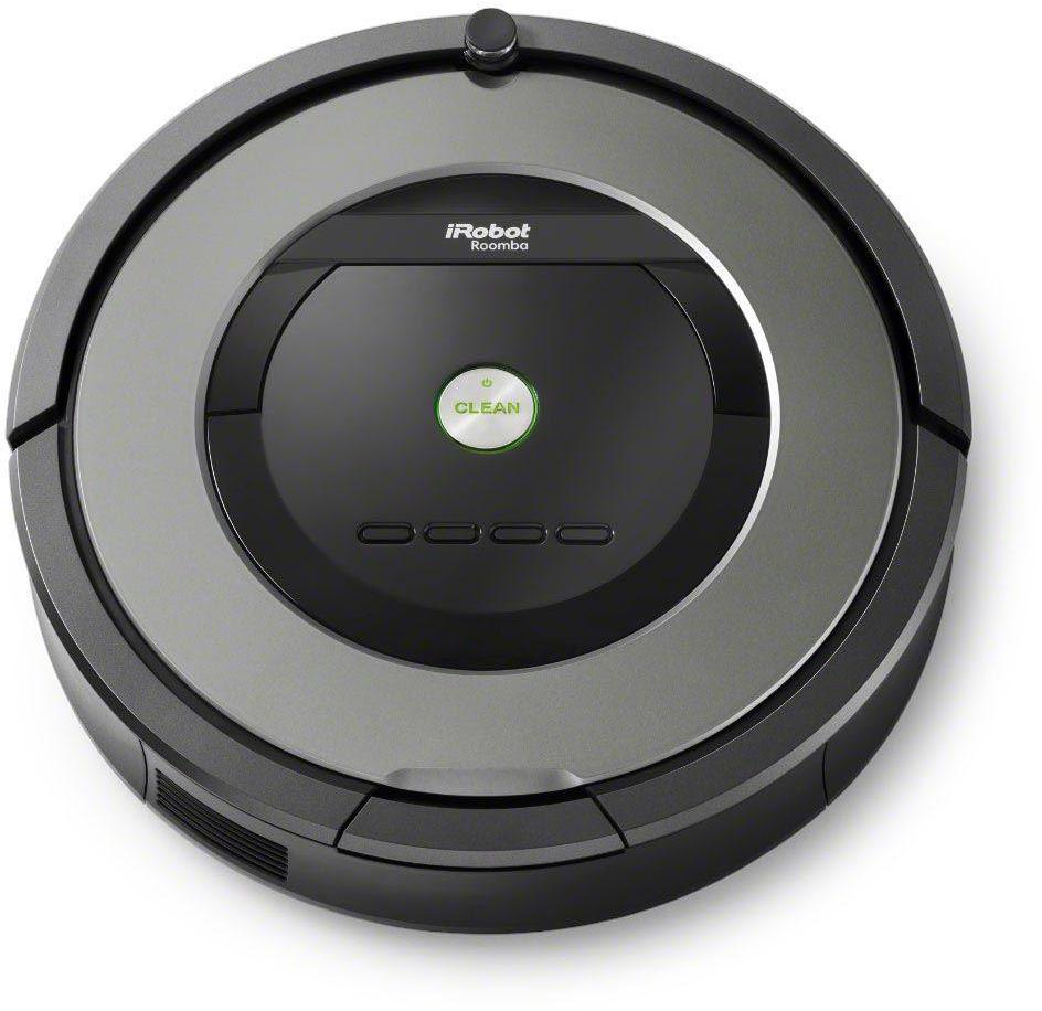 dulki siurblys irobot roomba 866 staubsauger roboter. Black Bedroom Furniture Sets. Home Design Ideas