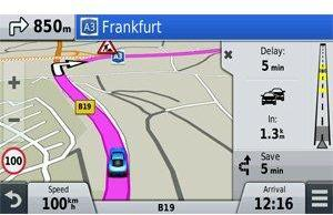 Garmin Nuvi 2569lmt D 5 Inch Satellite Navigation With Uk And